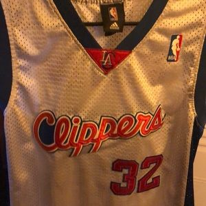 Blake griffin clippers jersey
